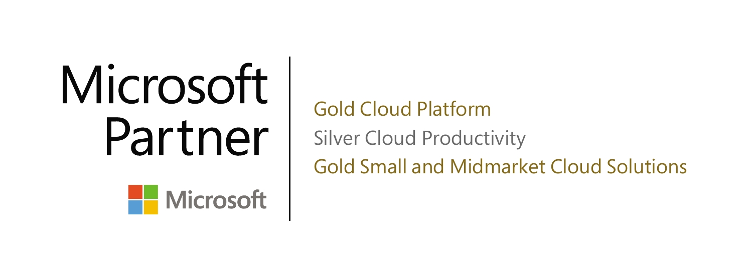 Microsoft Cloud Platform Gold, Silver Cloud Productivity, Gold Small and Midmarket Cloud Solutions