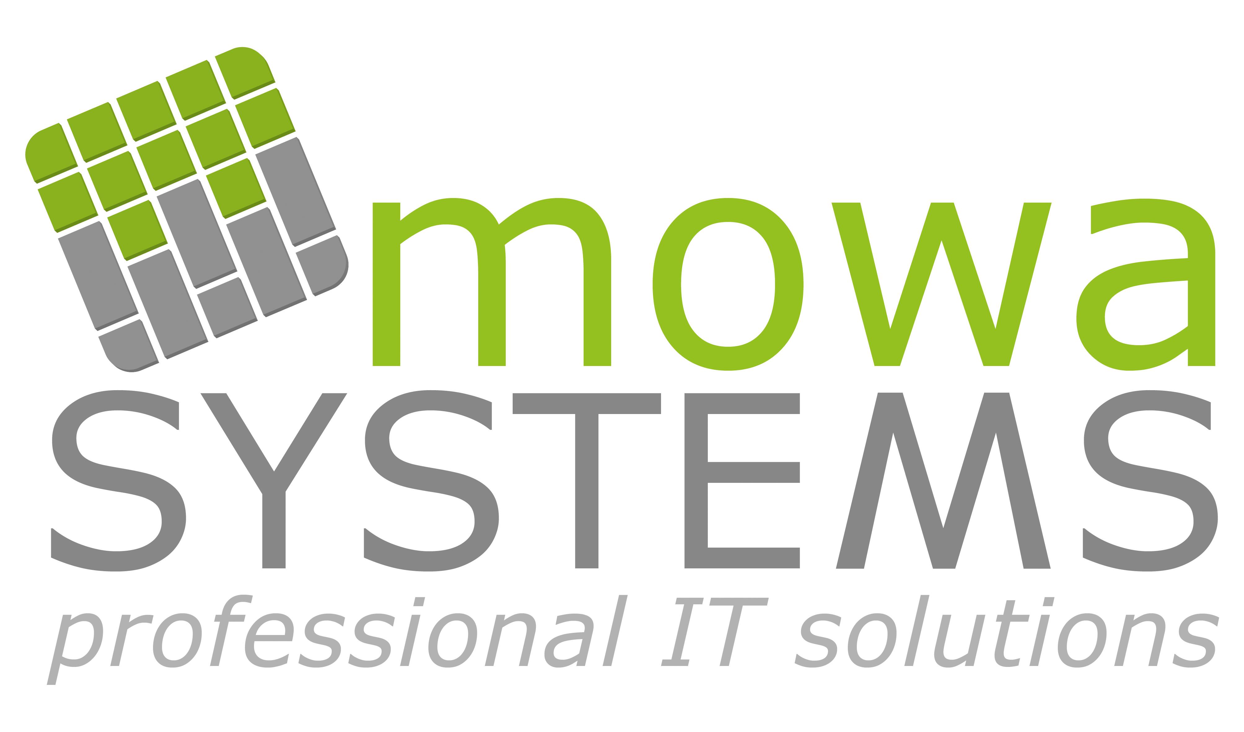 Logo mowaSystems