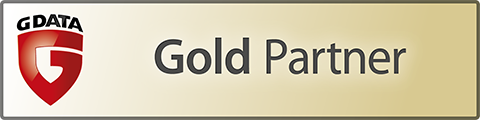 G-Data Gold Partner