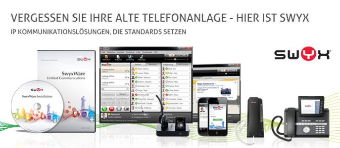 Swyx IP-Telefonanlage