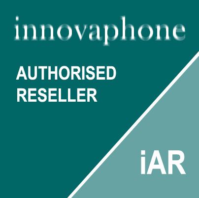 Logo Innovaphone Bohnen IT