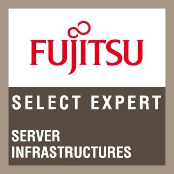 Logo Fujitsu Select Expert Server