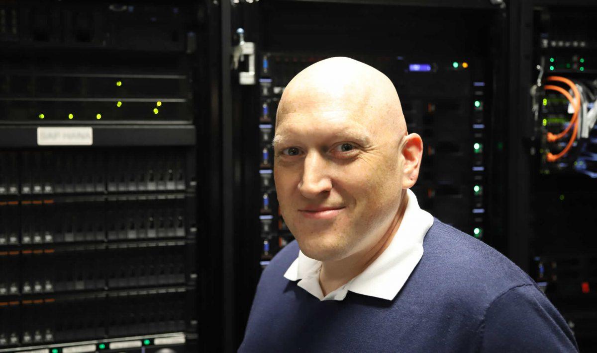Server virtualisieren im Rechenzentrum