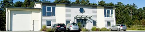 Gebäude CND GmbH