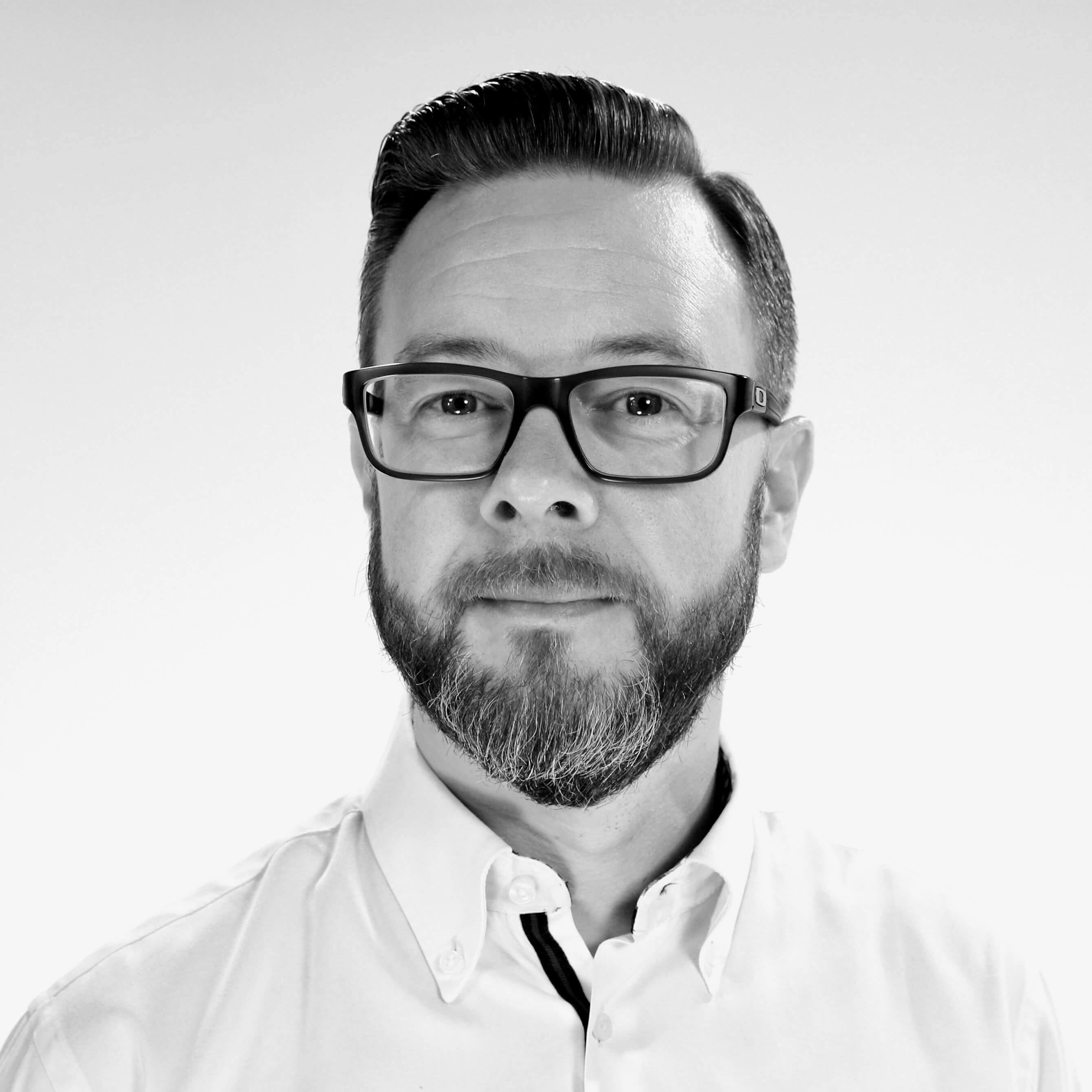 Portrait Lars Heidemann, shetani