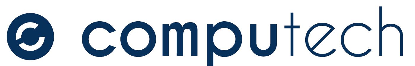 logo computech schriftzug