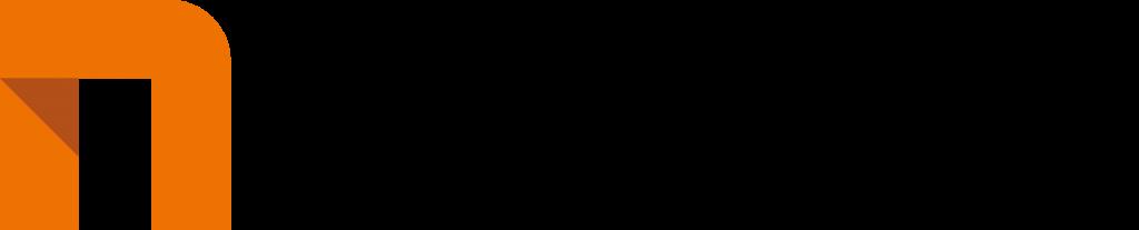 netgo logo orange schwarz