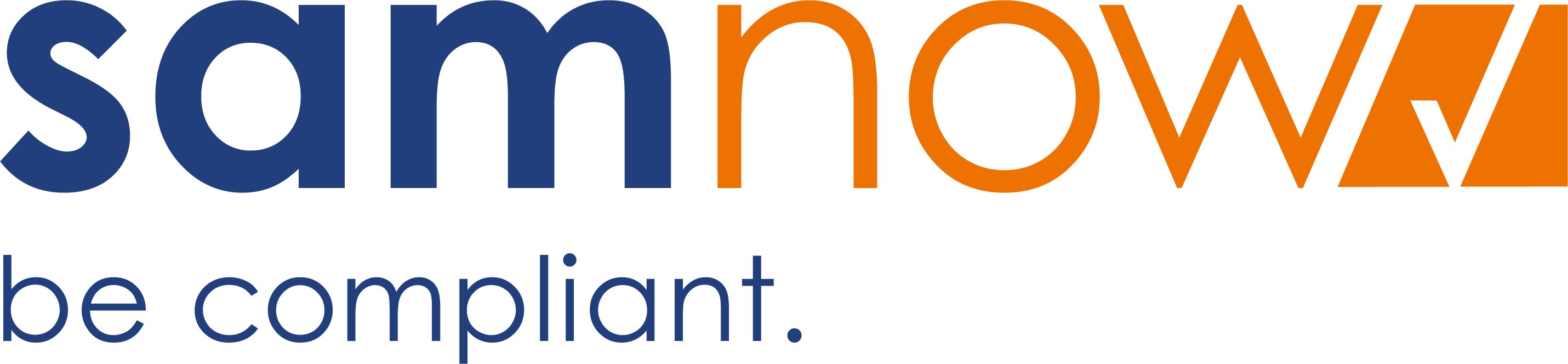 Logo be compliant sam now