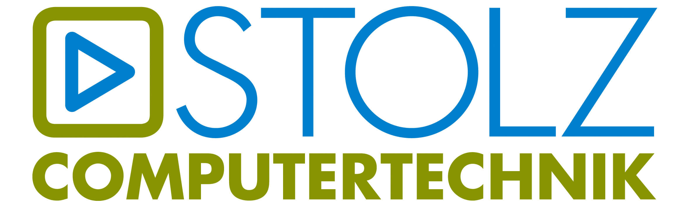 Logo Stolz Computertechnik GmbH