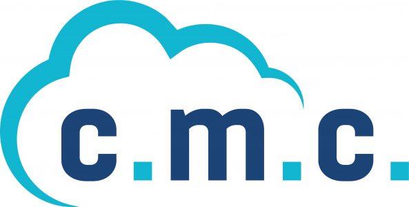 Blaues Logo c.m.c. Kongress