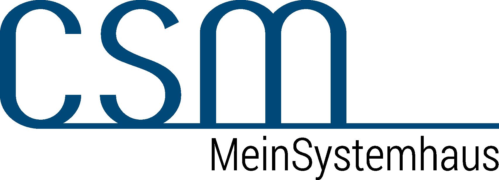 Logo CSM MeinSystemhaus