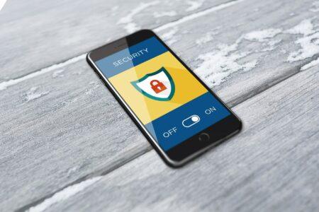 smartphone screen security