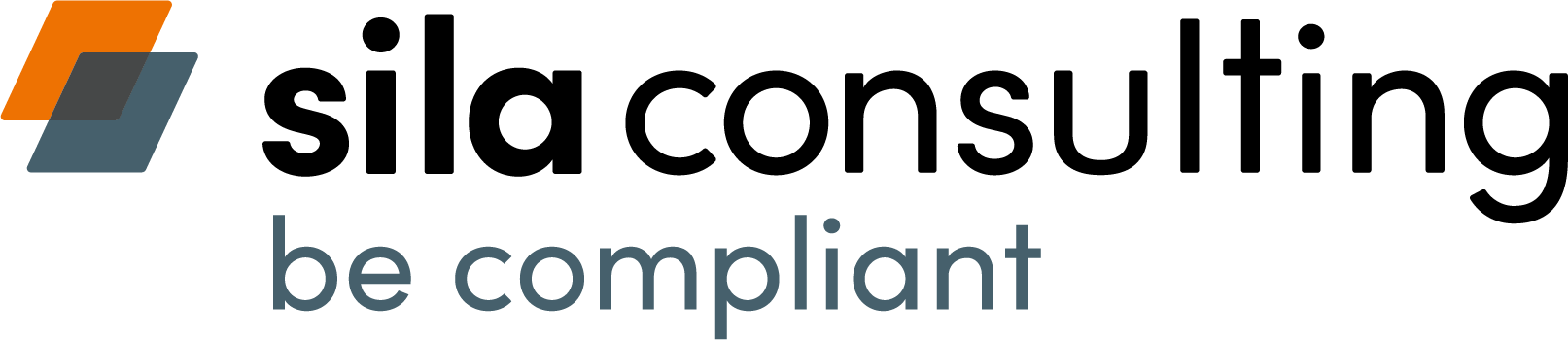 Logo sila consulting be compliant